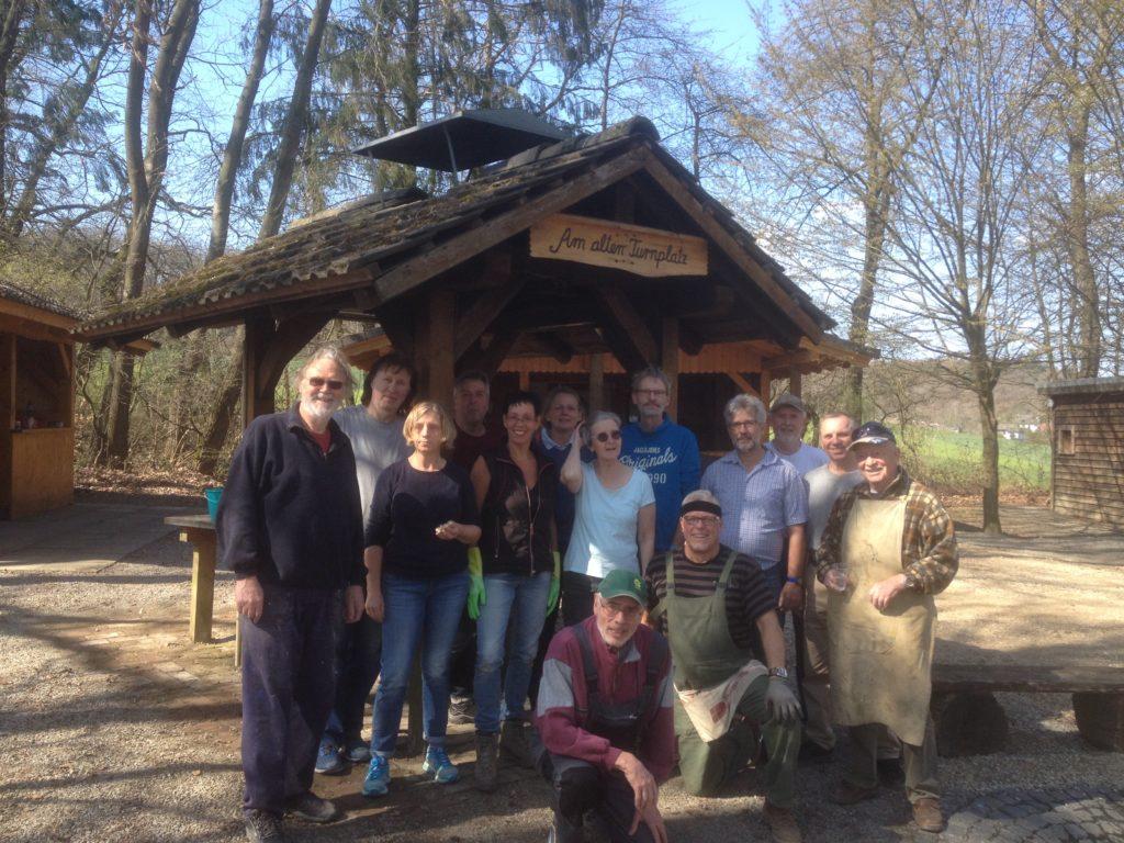 Bürgergruppe Bermbach e.V. lädt zum Arbeitseinsatz ein