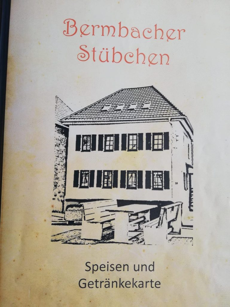 """Unterstützen wir das """"Bermbacher Stübchen""""!"""