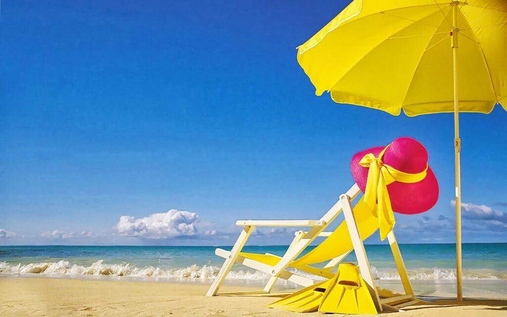 Urlaubs- und Sommergruß
